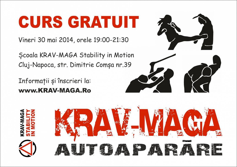Introducere în Krav-Maga