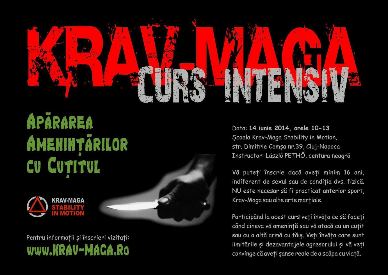 Apărarea amenințărilor cu cuțitul