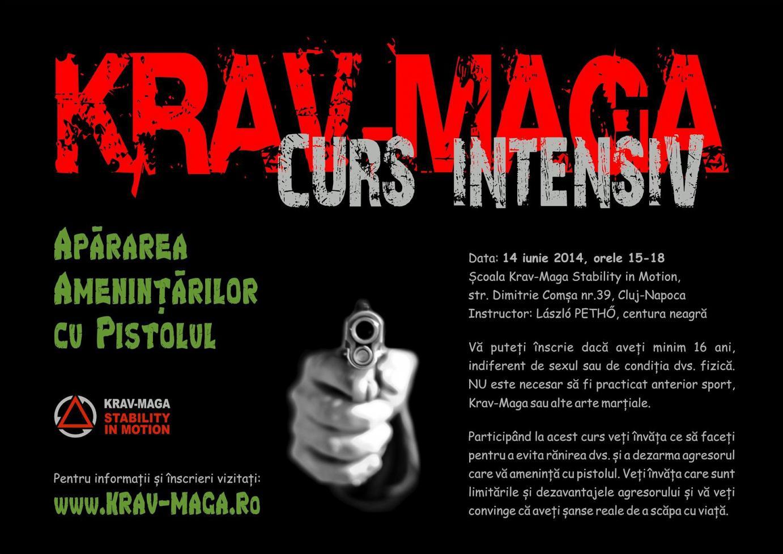 Apărarea amenințărilor cu pistolul