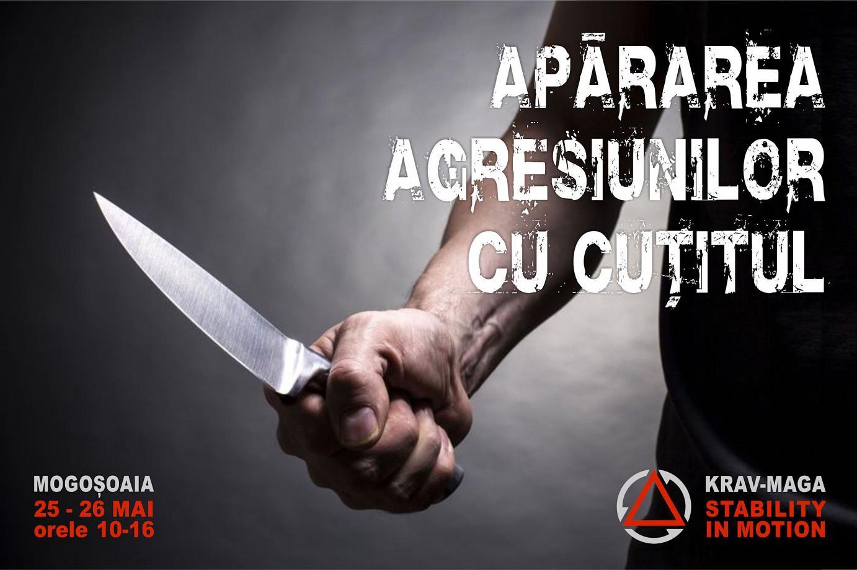 Apărarea Agresiunilor cu Cuțitul