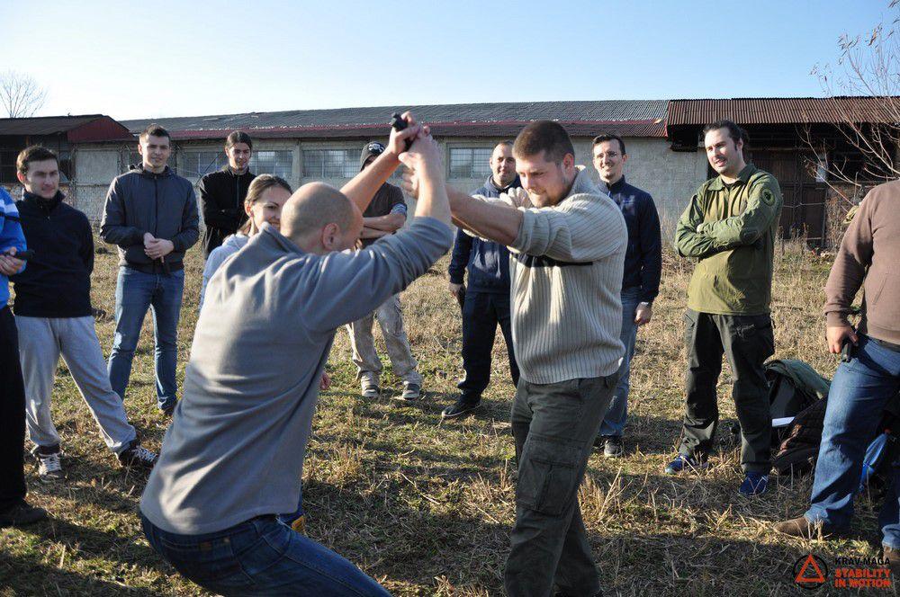 Defenses against gun threats