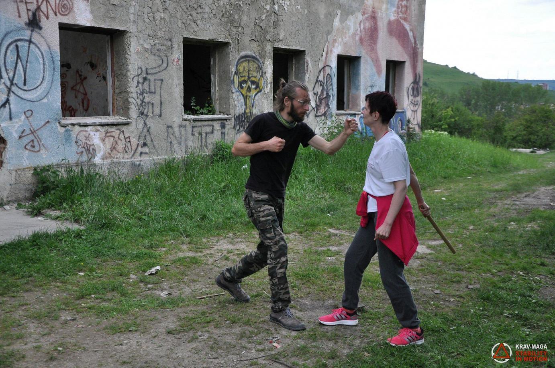 Street Survival - apărare împotriva mai multor agresori - mai 2016
