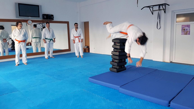 The Krav-Maga Annual Course for Intermediates 2018 promotion